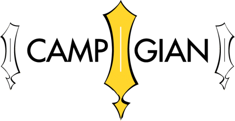 Camp Gian 2019 – July 7th – 12th